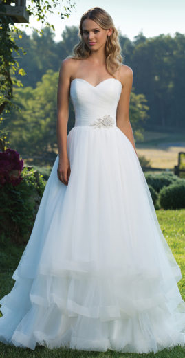 Paris Connection offers a wide selection of Sincerity wedding gowns
